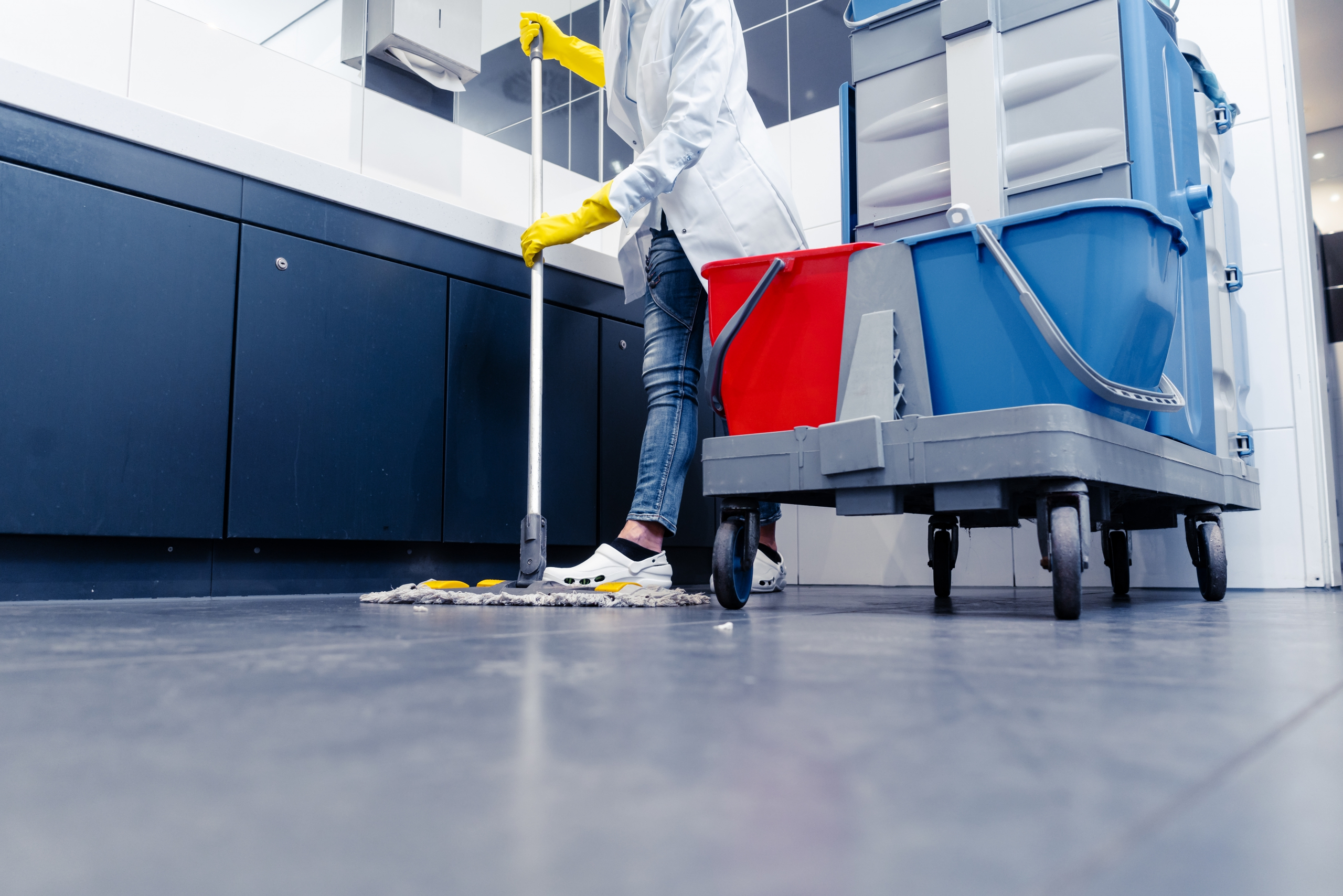 Commercial Cleaning Raleigh, NC