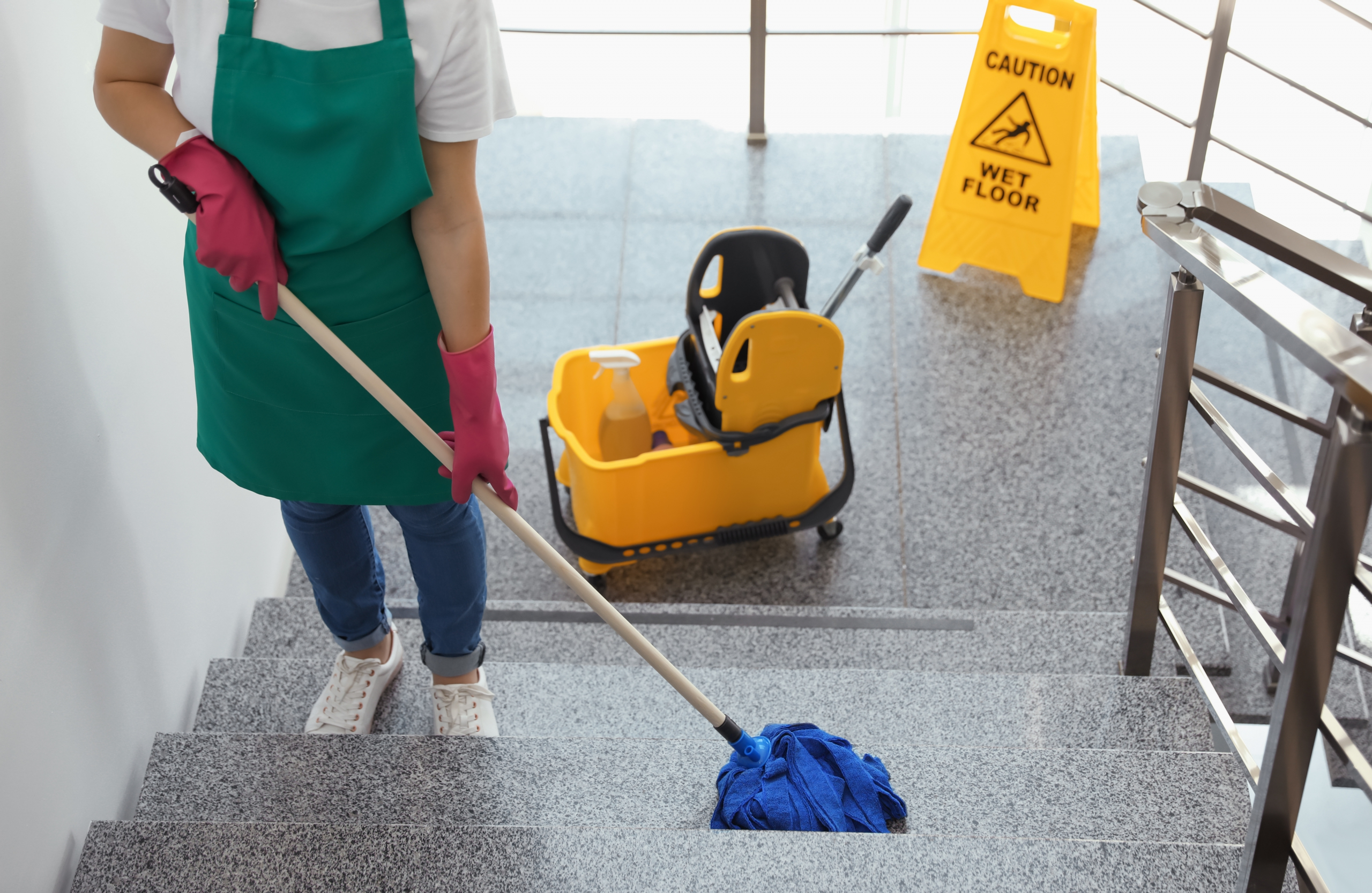 Janitorial Services Raleigh, NC